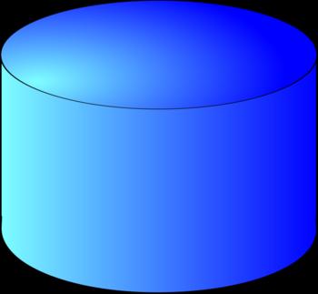 3D Shapes - Cylinder Shape   3D Shapes Org